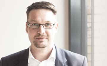 Unternehmen FLS: CHIEF COMMERCIAL OFFICER Christoph R. Hartel