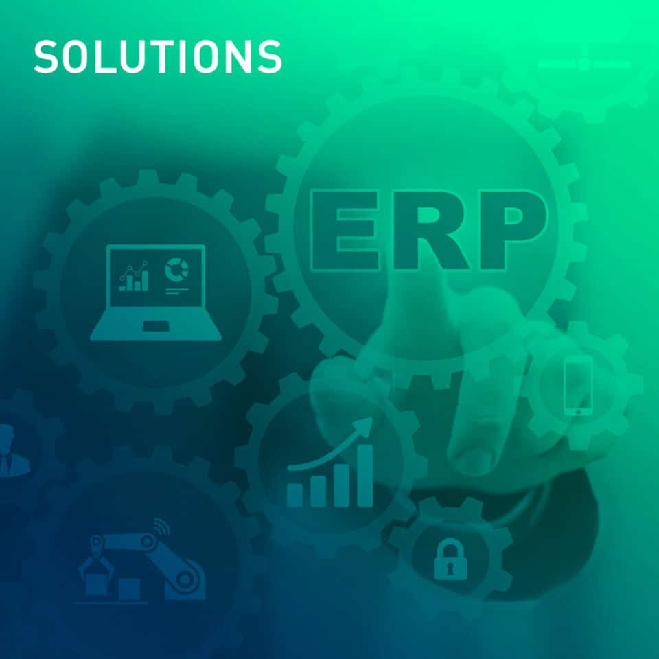 Route planning and ERP software